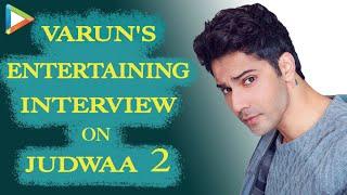 Varun Dhawan - Full Interview   Judwaa 2   Bollywood Hungama