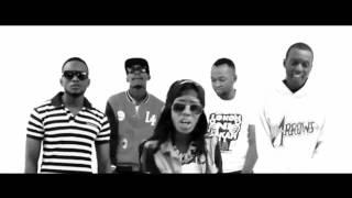 Afrofire com 2015 Born N Bred Zambia Cypher featuring Chibby Swish Rayxer Xavy Supa Gs