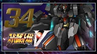 Super Robot Taisen V - Walkthrough - Scenario 34 (Chitose) [Where Hope Leads]