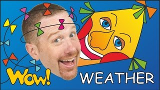 Kite for Kids from Steve and Maggie | English Stories for Children from Wow English TV