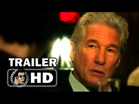 THE DINNER Official Trailer 2017 Richard Gere Rebecca Hall Thriller Movie HD