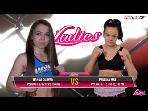 Xxx Mp4 Gala Ladies Fight Night 3 Walka K 1 Hanna Gujwan Vs Paulina Maj 3gp Sex