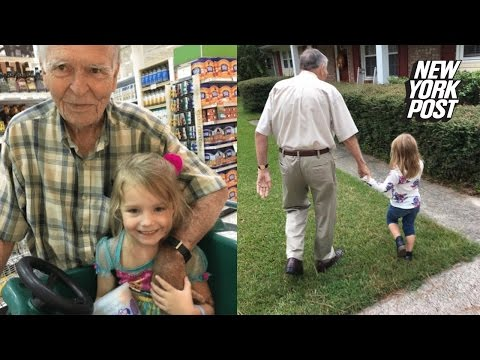 4-year-old girl rekindles 82-year-old widower's love of life