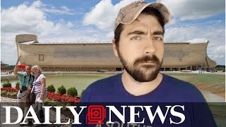 Liberal Redneck: $100-million Kentucky 'Ark' is ridiculous