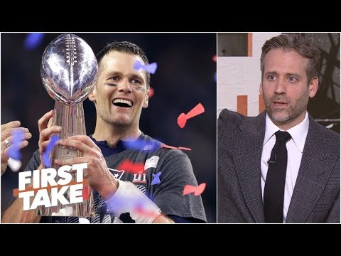 Max Kellerman admits Tom Brady is the greatest NFL player ever First Take