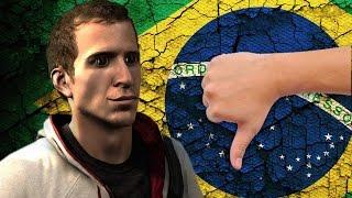 AS PIORES REPRESENTAÇÕES DO BRASIL NOS GAMES!