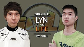 GCS:W 2017 - WB Final (Group D): [O] Lyn vs. Life [N]