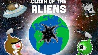 Growtopia - CLASH OF THE ALIENS !! (VOTW)