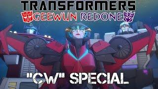 """Transformers: Geewun Redone - """"Combiner Wars"""" Special"""