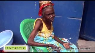 UN GESTE D'AMOUR AU HOME DES VIEILLARDS DE KINTAMBO ONG FANTASTIC