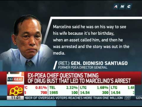 Ex-PDEA chief questions timing of drug bust