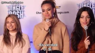 Entrevista a Fifth Harmony (español)