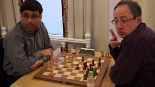 Anand vs Gelfand   Tal Memorial Blitz 2018