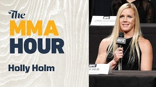 Holly Holm Wants Cris Cyborg Rematch, but Still Hasn't Watched First Fight