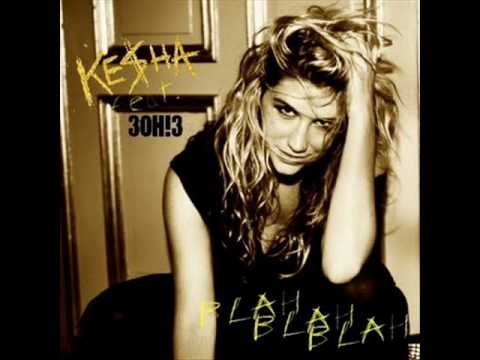 Kesha Blah Blah Blah HQ