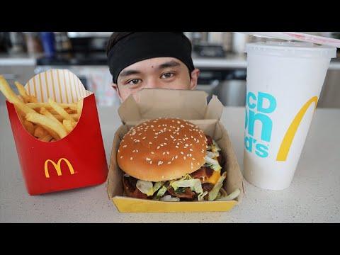 The FASTEST Travis Scott Meal Ever Eaten under 1 Minute