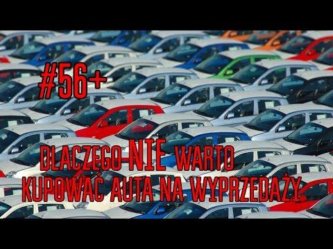 Dlaczego NIE warto kupować auta na wyprzedaży 56 MOTO DORADCA plus