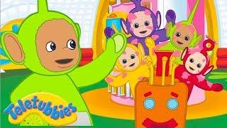 Teletubbies | Johnny Johnny No Papa | Nursery Rhymes Full Episodes | Teletubbies Animasi Songs