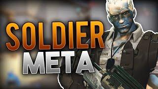 Soldier Meta - shadder2k
