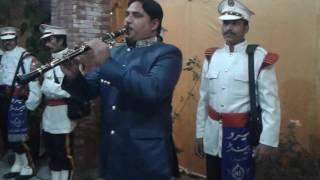 Janj tur pai wajyan by hero band pk lahore(0347-4747917)