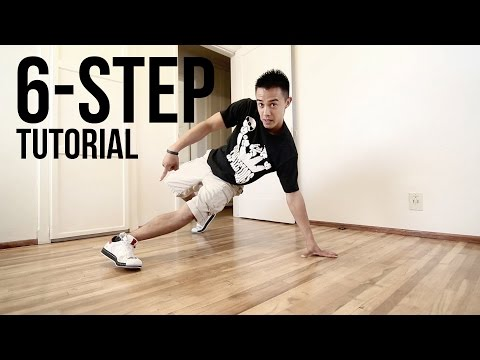 Xxx Mp4 How To Breakdance 6 Step Footwork 101 3gp Sex