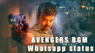 Vijay mass bgm | Whatsapp status |AVM Creations
