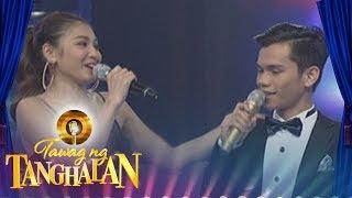 Tawag ng Tanghalan: Nadine's love advice to Jovany
