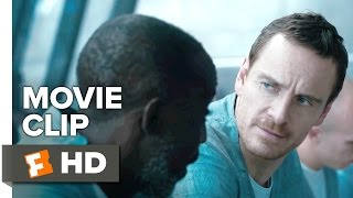 Assassin's Creed Movie CLIP - Cafeteria (2016) - Michael Fassbender Movie