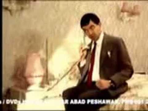 Mr Bean Pashto dubbing Funny www EDGEARTS co