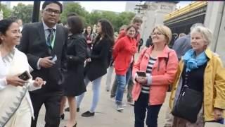 Mamata Banerjee's Day 2 in London