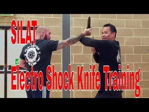 Xxx Mp4 Electro Shock Knife SILAT Training Defense 1 3gp Sex
