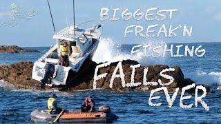 Biggest Fishing Fails | Living the Salt Life