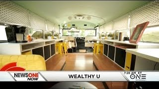 Finance Bar: Personal Finance Hub Based In A Retrofitted School Bus Delivers Financial Counseling