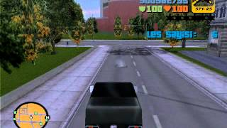 GTA 3 Görev #40 - Shamar Shaplak Shak Shak (Mission #40 - Smack Down)