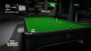 Hustle Kings - My First 147 Maximum Break - No 'cushion first' shots!