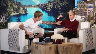 Interview sur Ellen Show, 05/12/2016 || VOSTFR