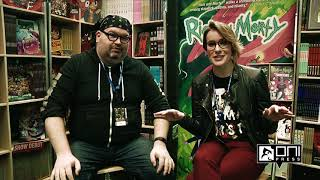 Epic Reads Hero Margot Wood Joins Oni Press