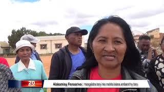 INFO K MADA : Alakamisy Fenoarivo DU 19 OCTOBRE 2018 BY KOLO TV