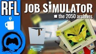 JOB SIMULATOR - Renegade for Life - TFS Gaming