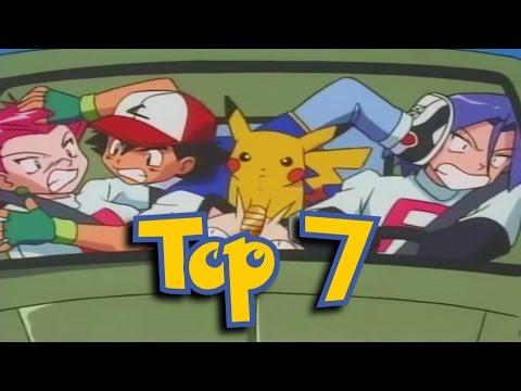 Meine ★ Top 7 ★ Charaktere aus Pokemon