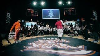 Justen & Kid Colombia vs Luan & Rafastil | 2vs2 Semifinal | BOTY Germany 2017