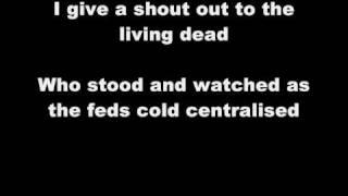 RATM Bullet in the Head with Lyrics