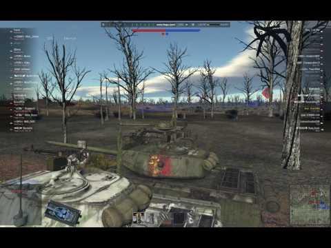 iOstry 1shot = 2 tanks killed in Berlin RB
