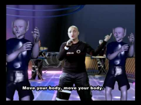 Download Eiffel 65 - Move Your Body (Original Video with subtitles)