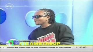 Str8Up Live: Singer Skay talks about his new song