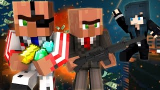 Minecraft Agents - THE ZOO HEIST!! (Minecraft Roleplay) #2