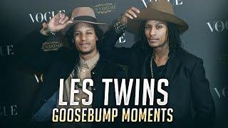 LES TWINS | GOOSEBUMP DANCING MOMENTS