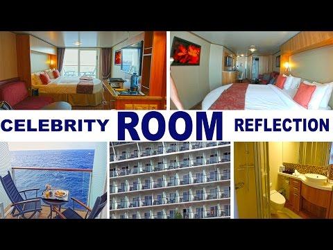 Celebrity Reflection Cabin 7202 - Deluxe Veranda Ocean View 2016 4K