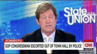 New Rep.  Jason Lewis Schools Lib CNN Panel on Failed Obamacare