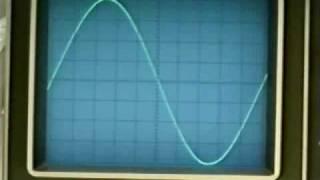 Basic signal measurements using an oscilloscope